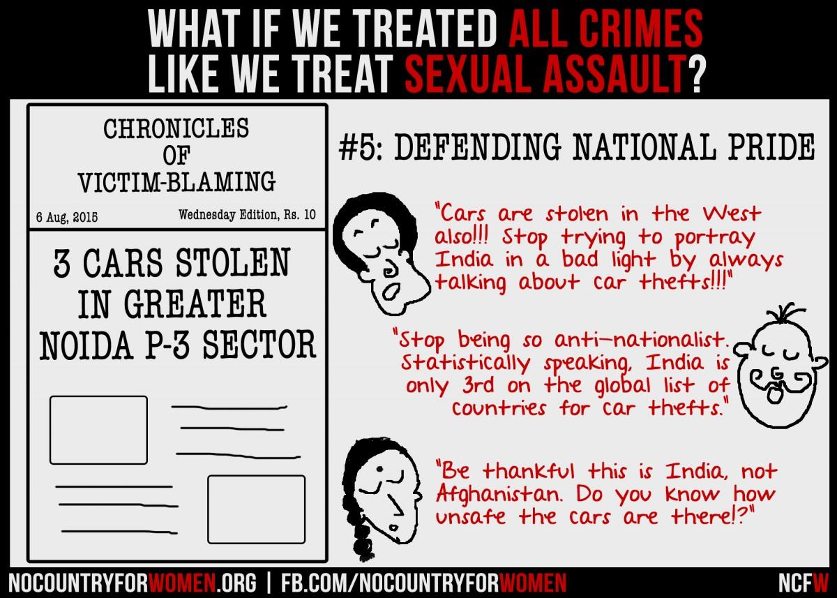 #5 Defending National Pride