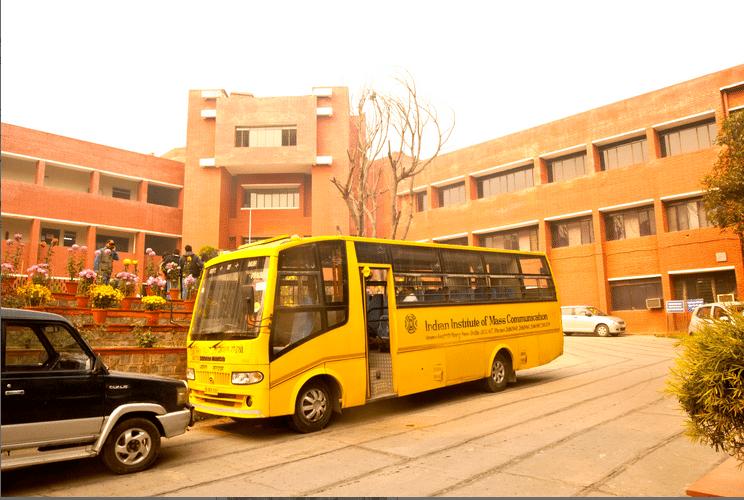 IIMC, Delhi. Image source: iimc.nic.in