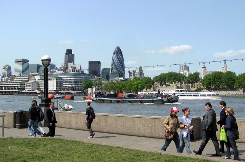 london sustainable city