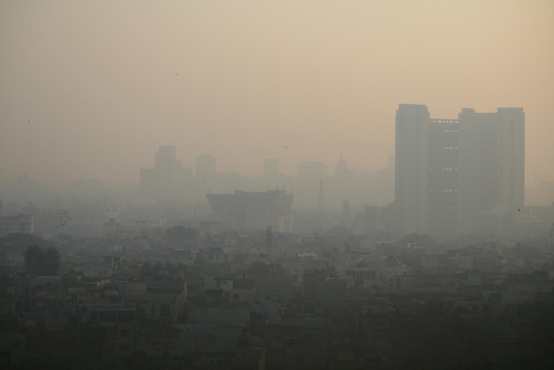 delhi air pollution smog