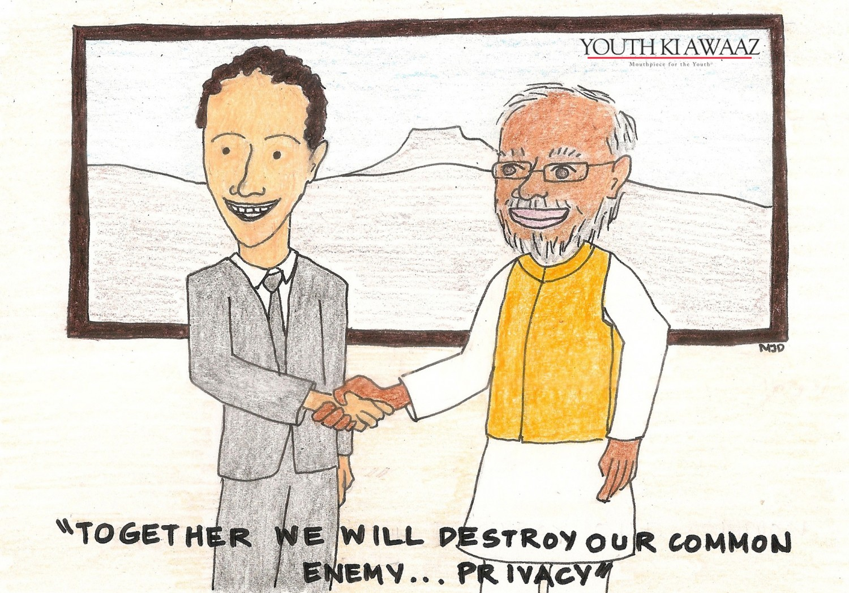 maitri dore mark zuckerberg narendra modi facebook