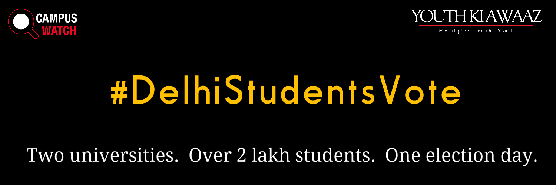 DelhiStudentsVote