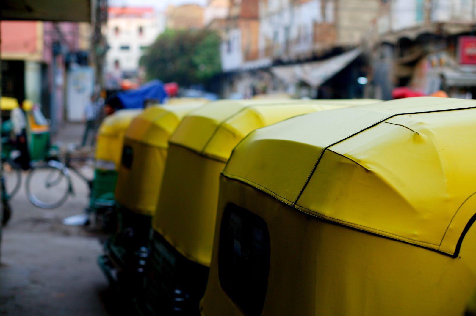 auto rickshaw india