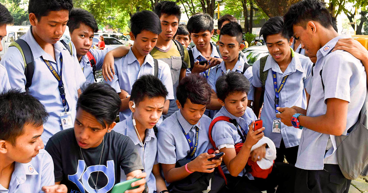 FireChat Manila Students