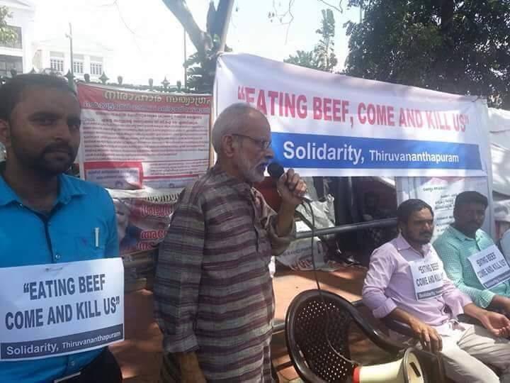 kerala beef ban cow india