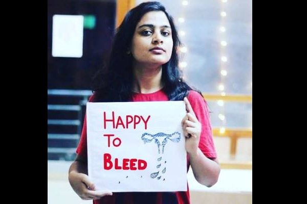 menstrupedia happy to bleed