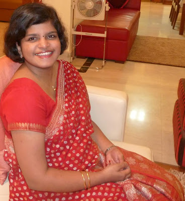 Prof Priyanka P V, Erin's teacher.