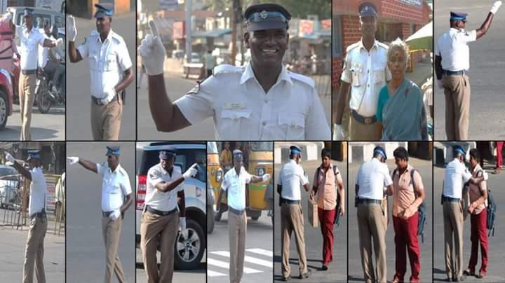 shylendra babu traffic policeman 1