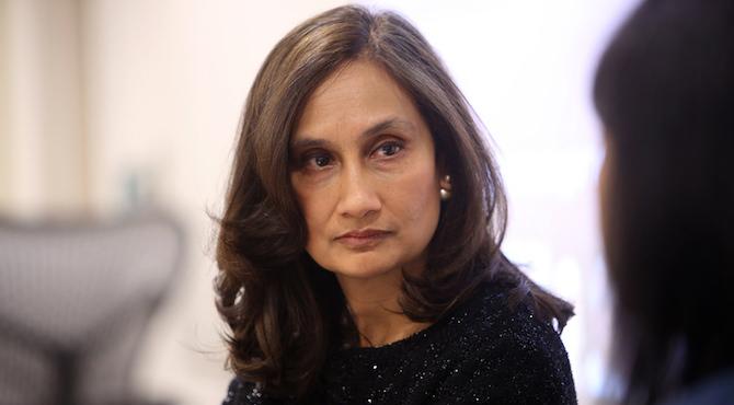 Shobhana Bhartia LSE