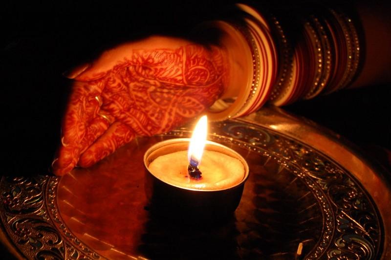 karvachauth thal