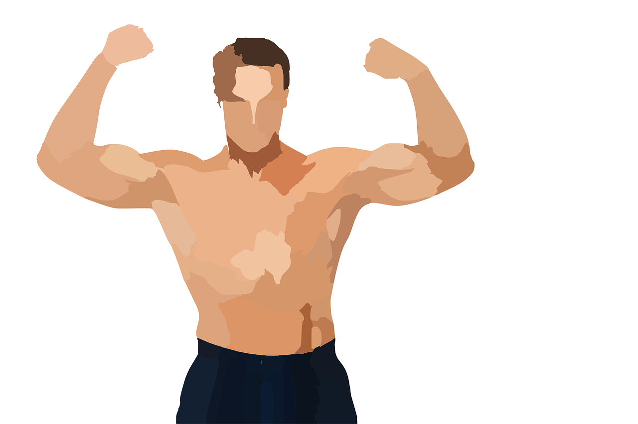 bodybuilding-masculinity macho man