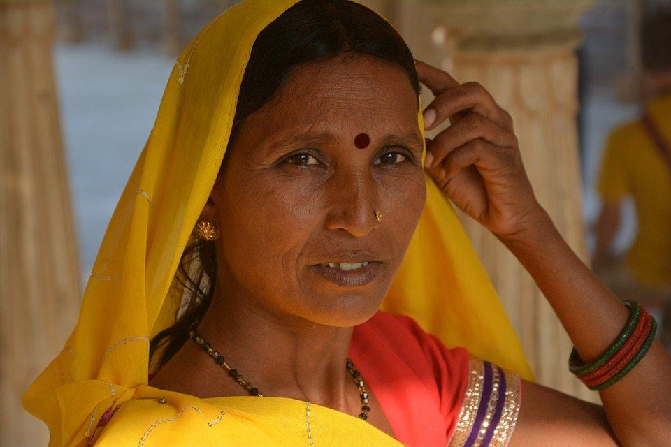 woman-india