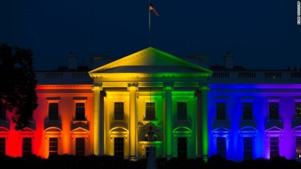 White House_Love Wins