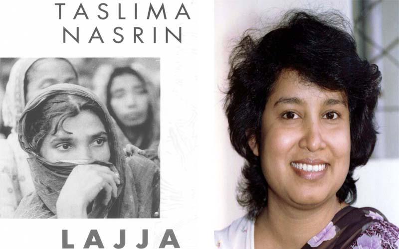 taslima nasreen lajja