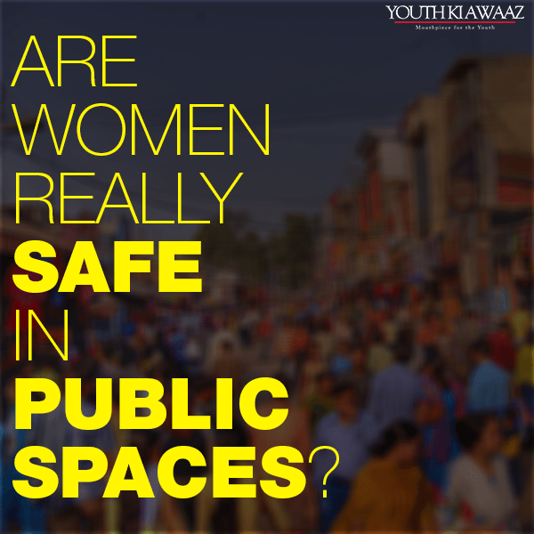 are women safe in public spaces