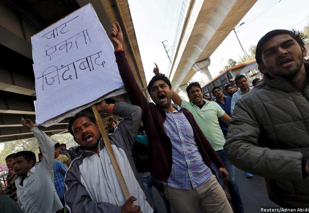 jat_reservation protests