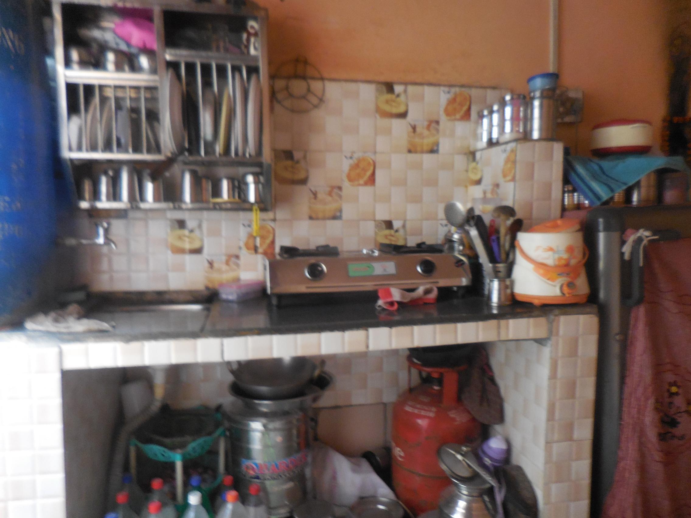 kitchen ankur society story