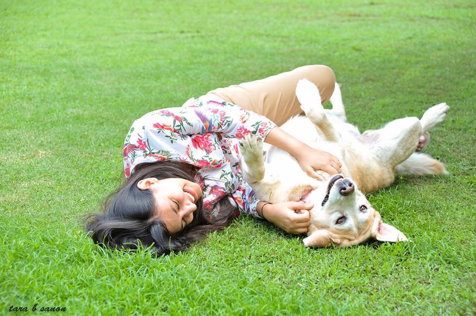 sara and I