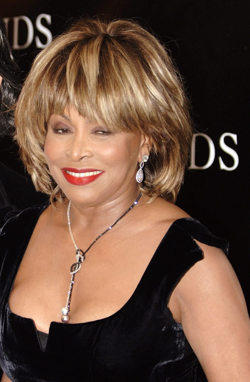U.S. Singer Tina Turner arrives at the Legends Ball at the Bacara Resort Santa Barbara, California May 14, 2005. Oprah Winfrey invited more than 80 luminaries of the entertainment and political worlds to Bacara Resort and Spa to honor remarkable women. REUTERS/Phil Klein  PK/KS - RTRB649