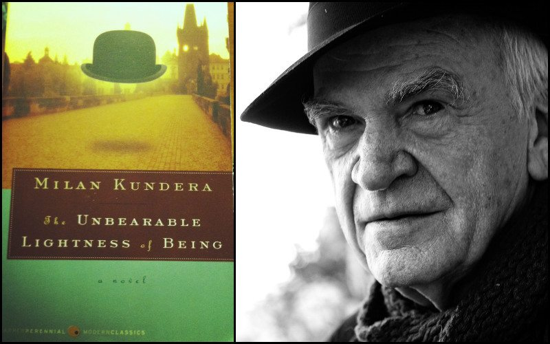 milan kundera unbearable lightness of being