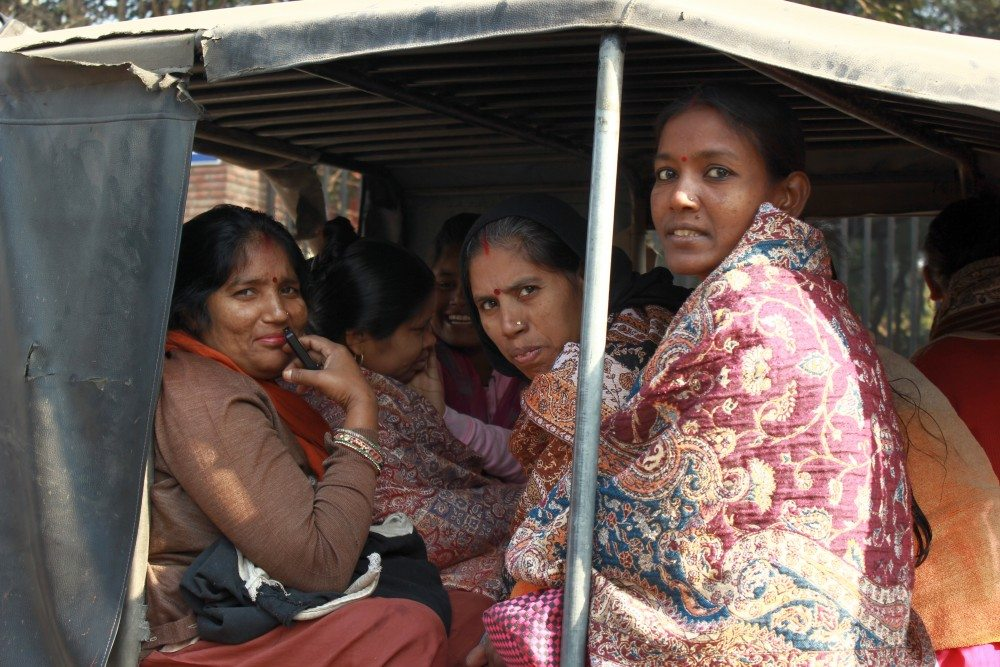 Exploitation of women workers in such factories is common. They are made to work harder and longer. Many complaint of misbehaviour with them in the factories.
