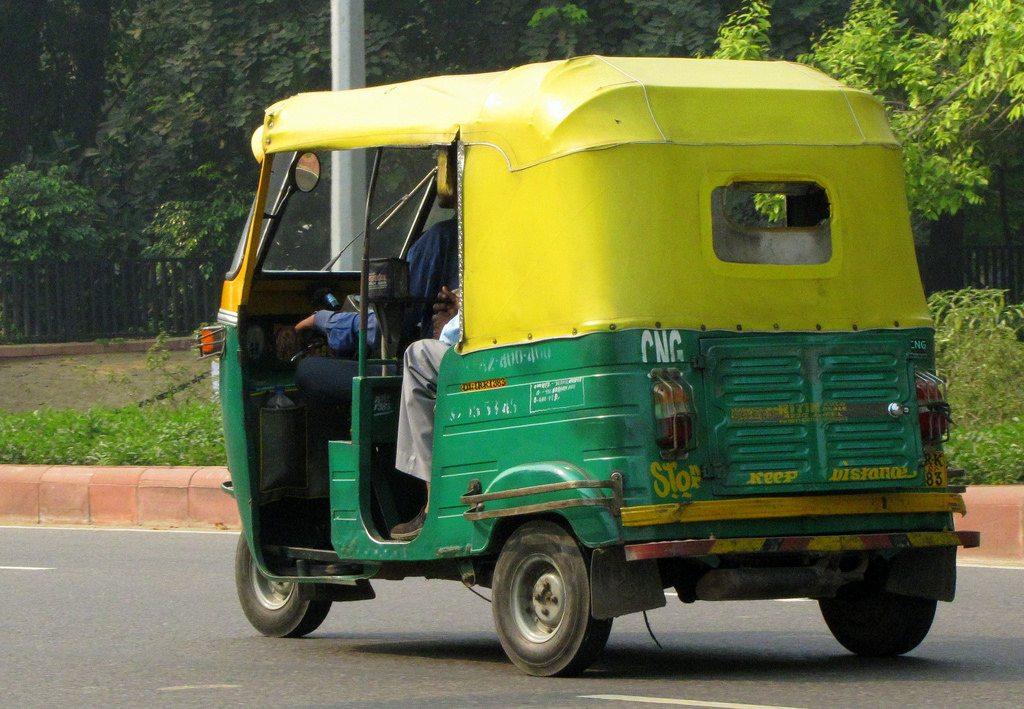 delhi autorickshaw