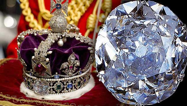 Kohinoor-Diamond
