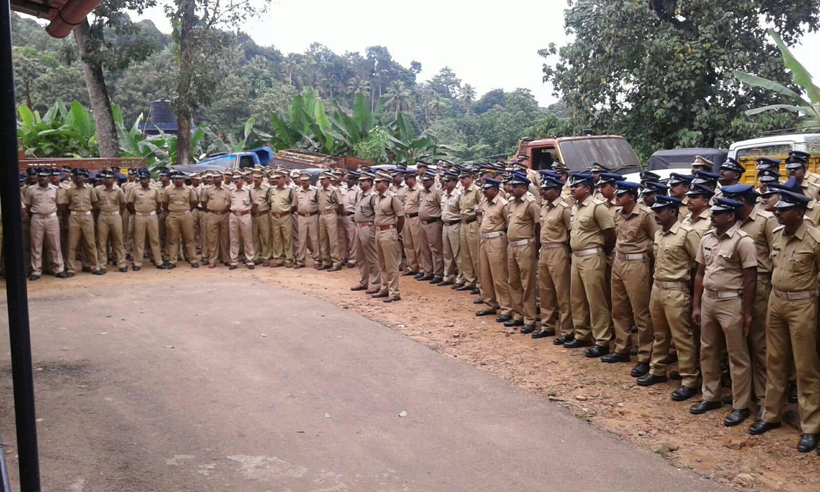 kottayam police kerala