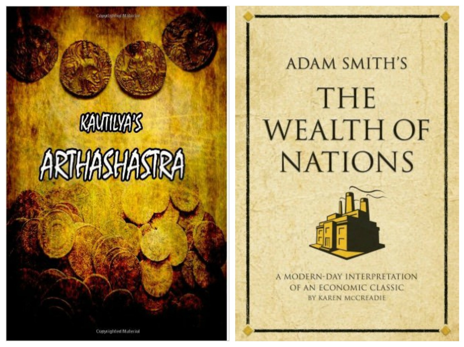 Kautilya and Adam Smith