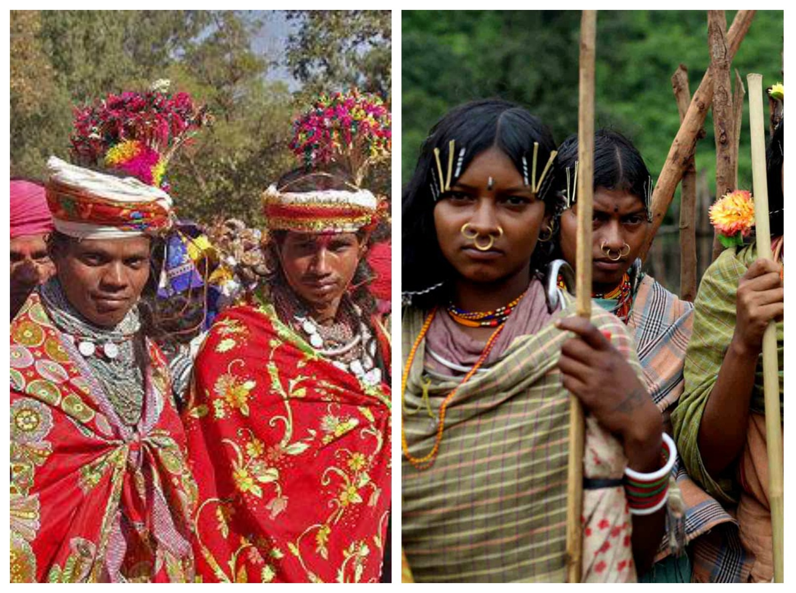 Indian tribes stand strong and proud against corporates