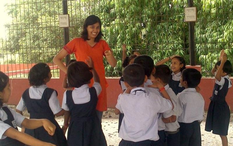 Amrita didi, best team mate and teacher