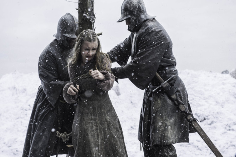 Kerry Ingram as Princess Shireen Baratheon. © HBO.