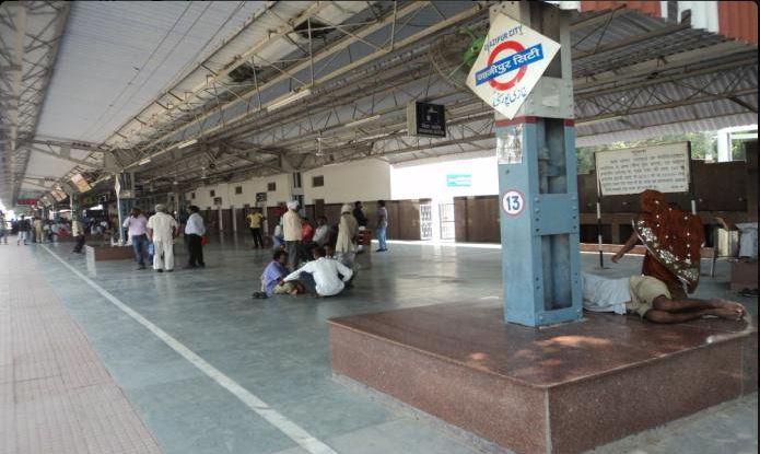 ghazipur railway station