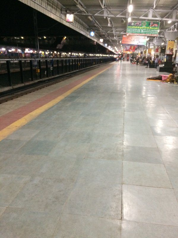 indore railway station