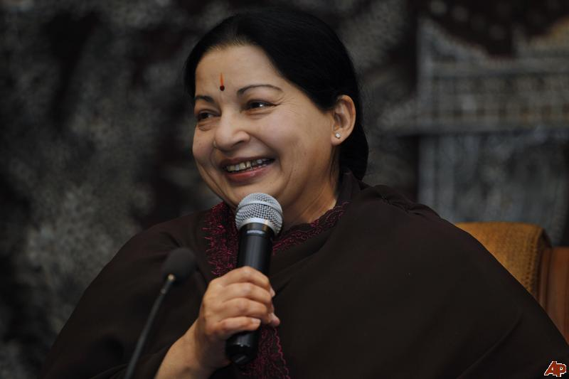 J_Jayalalithaa_Chief_Minister_Of_Tamil_Nadu