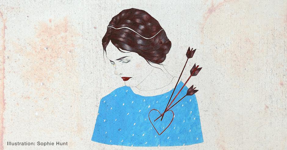 Sophie Hunt illustration