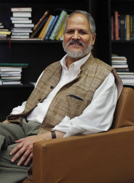 Ex-VC Najeeb Jung. Source: Jasjeet Plaha/Getty