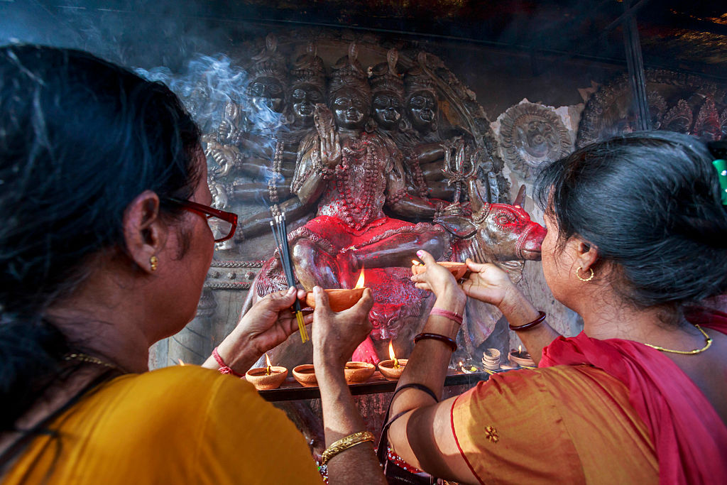 Ambubachi Festival at Kamakhya temple
