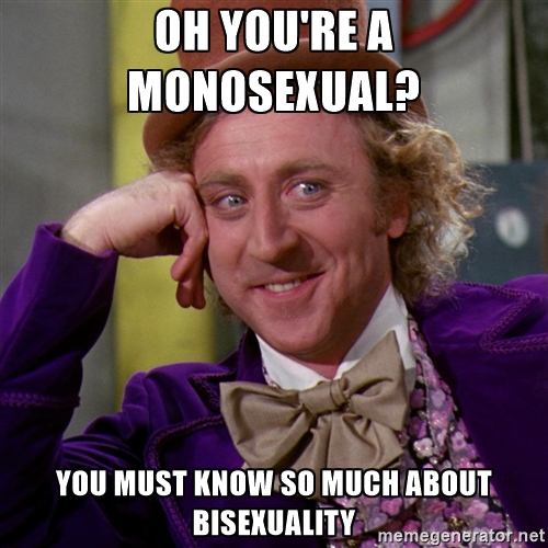 bisexuality meme
