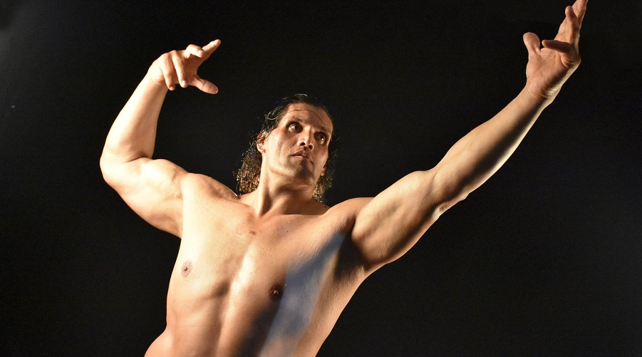 the great khali interview wwe fight with big show racism more