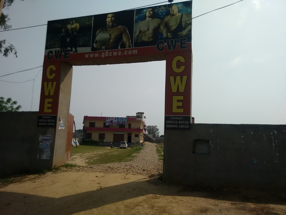 View of Khali's academy in Jalandhar (Credit - 101reporters)_resized