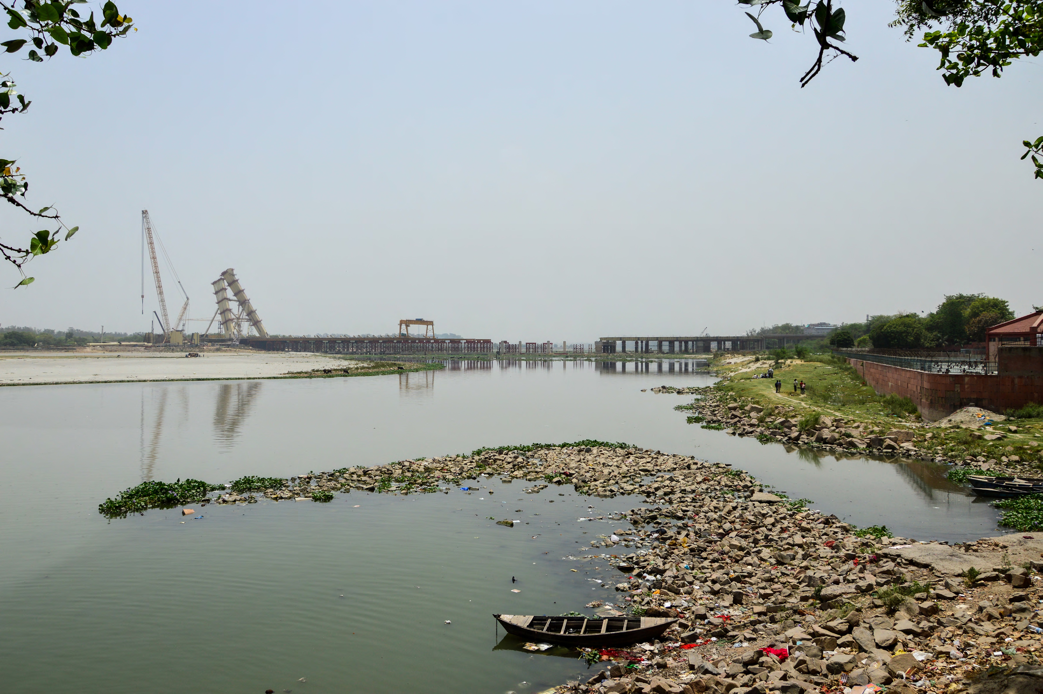 The Signature Bridge delhi