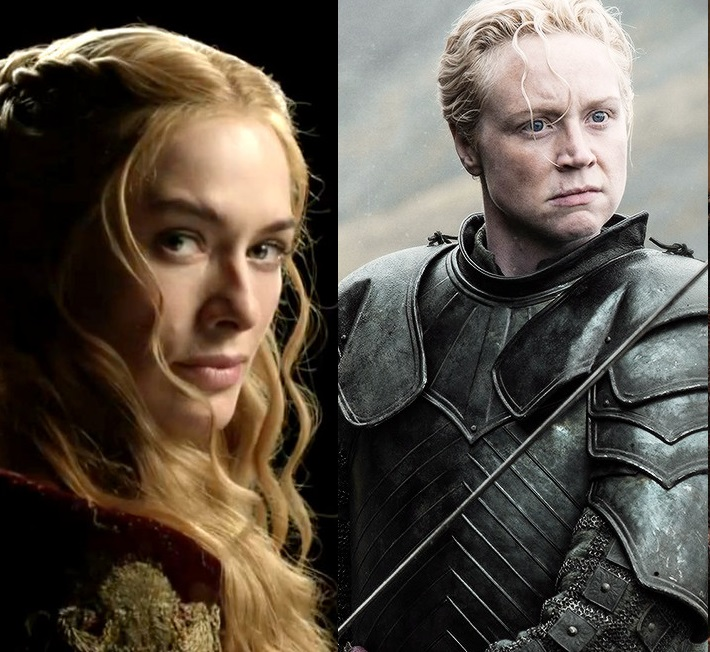 female characters of Game Of Thrones