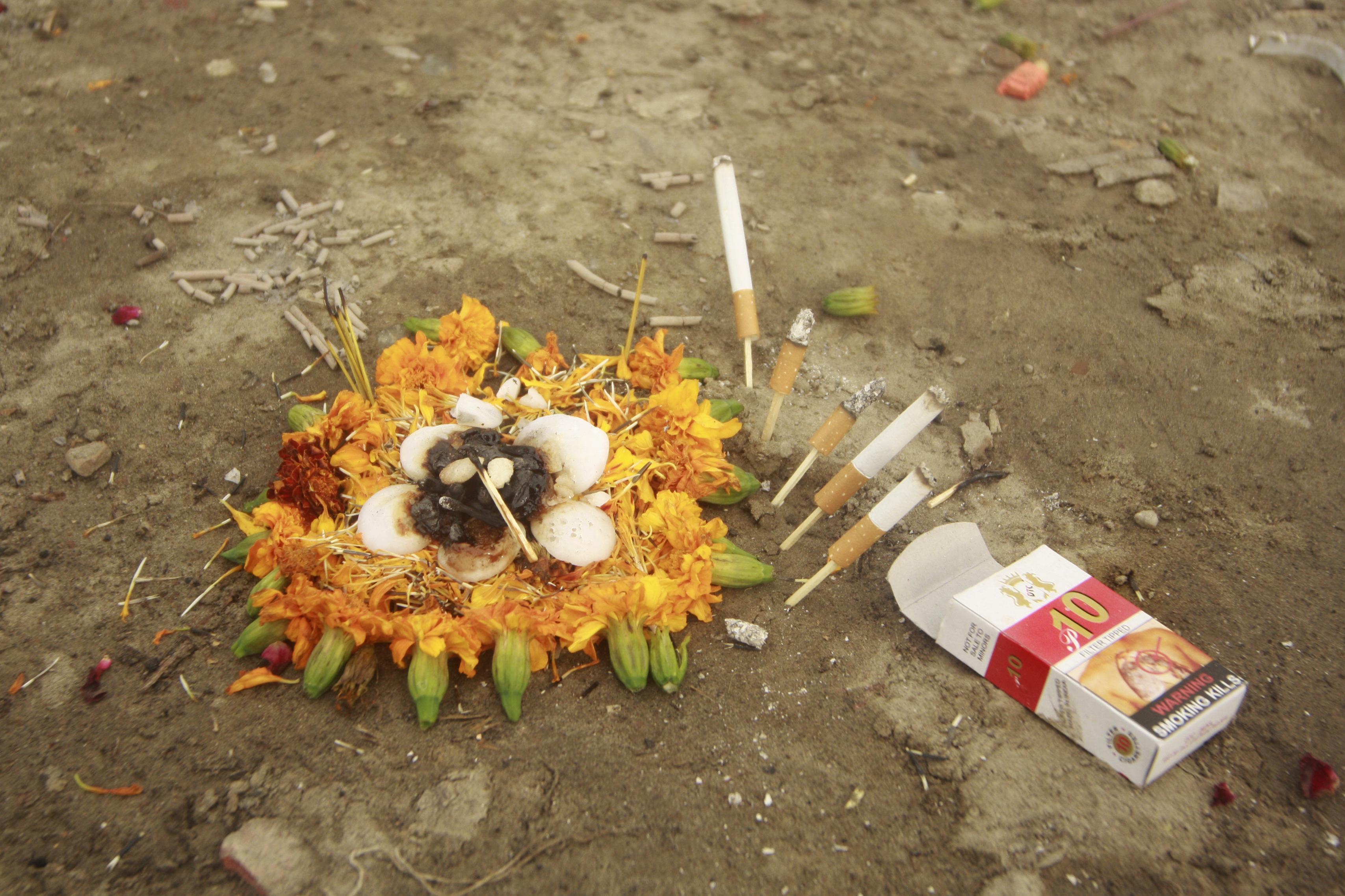 ghat ritual