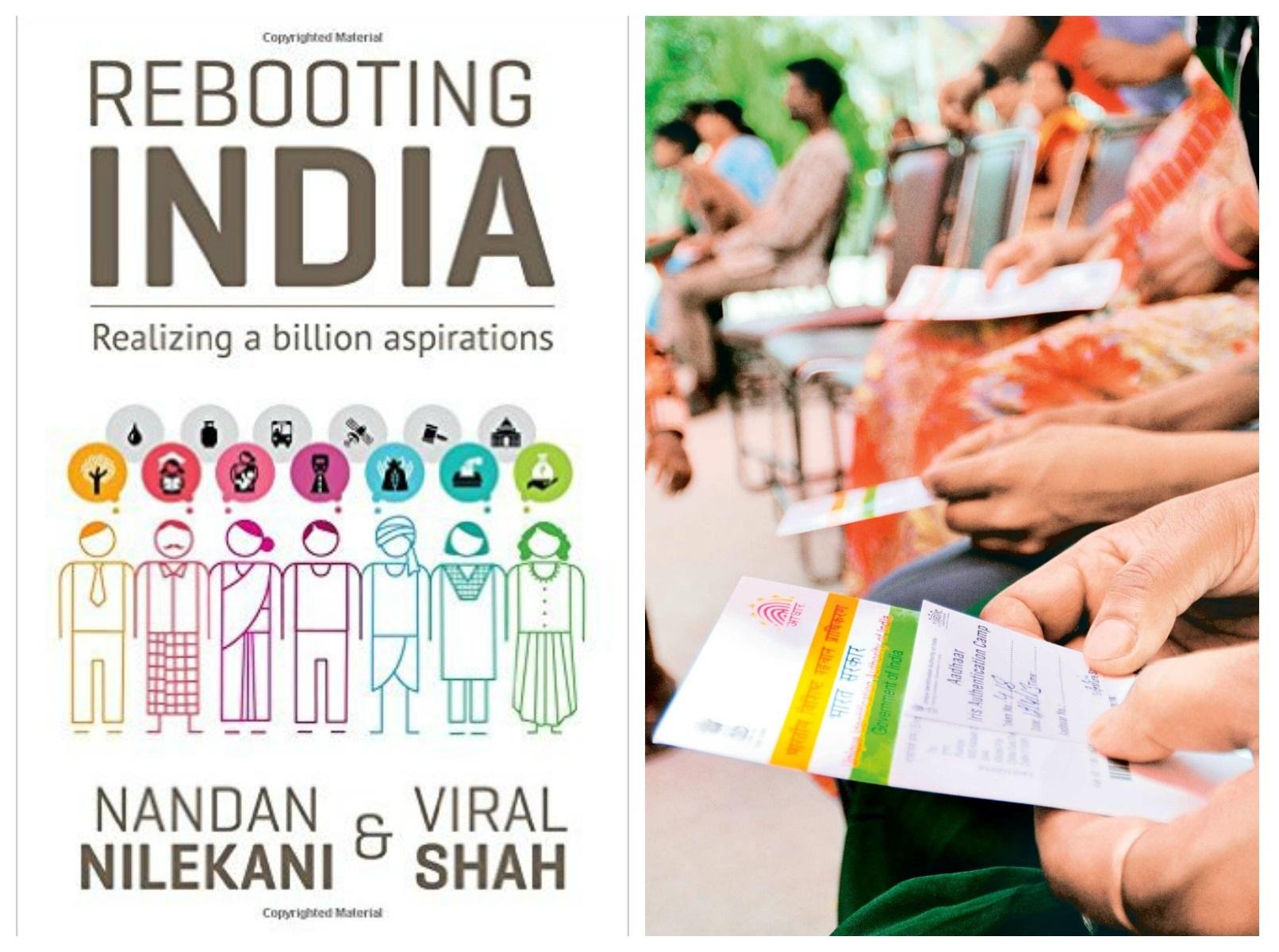 Aadhar card Nandan Nilekani