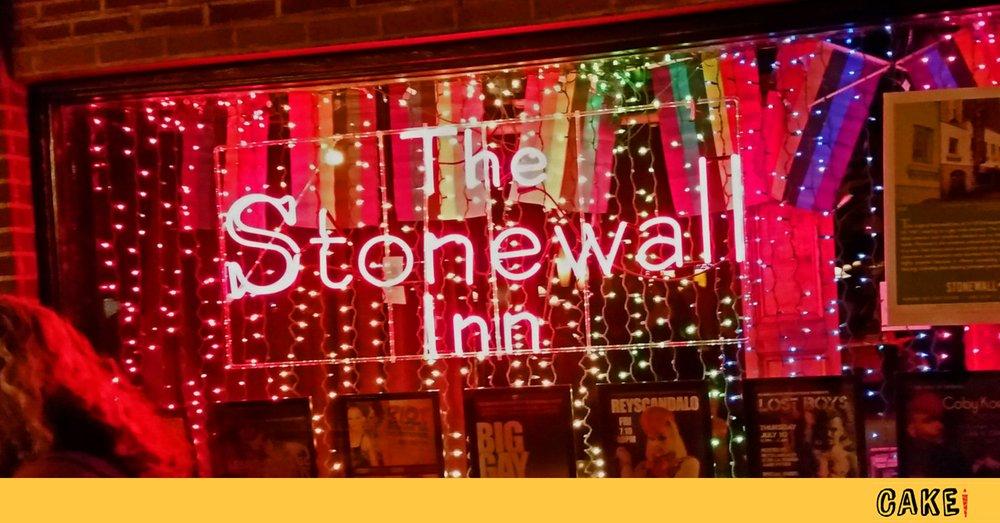 story of stonewall roits