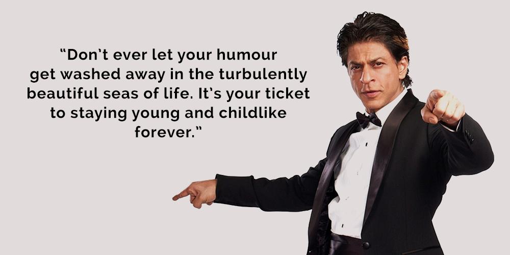 Shah Rukh Khan - Quote 6