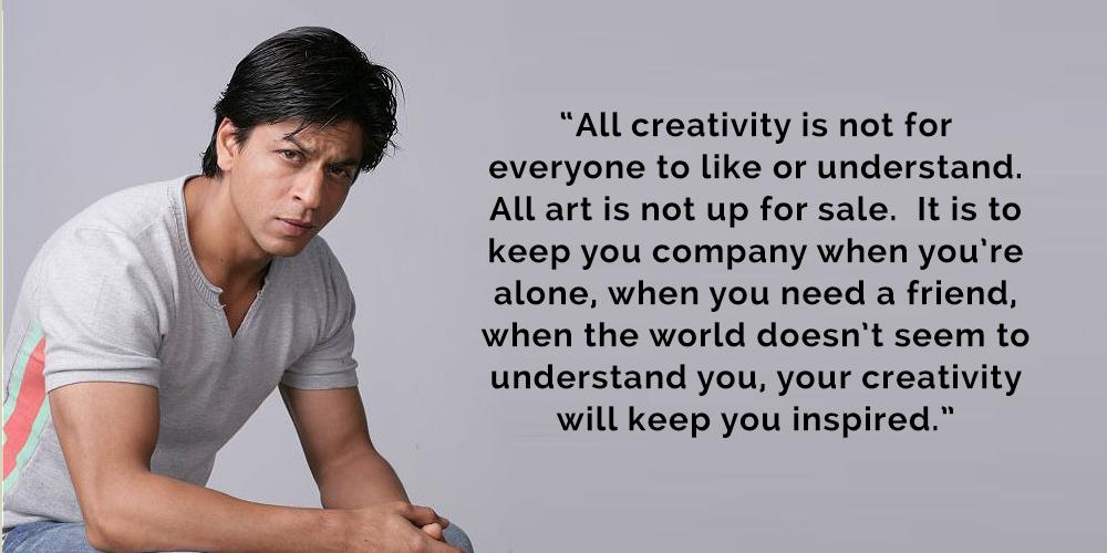 Shah Rukh Khan - Quote 5