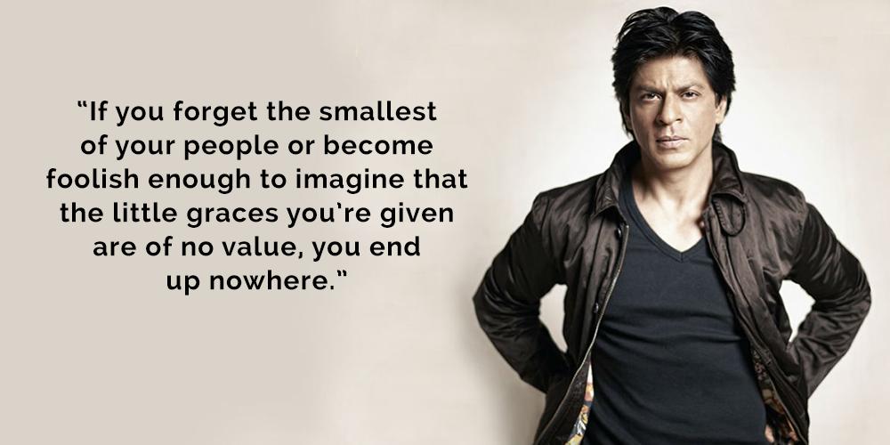 Shah Rukh Khan - Quote 2