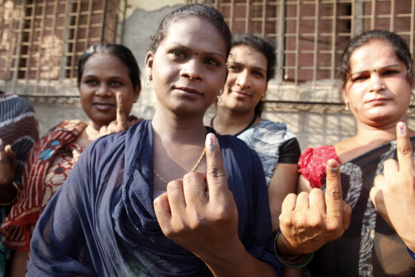 Voting For Sixth Phase Of Lok Sabha Polls